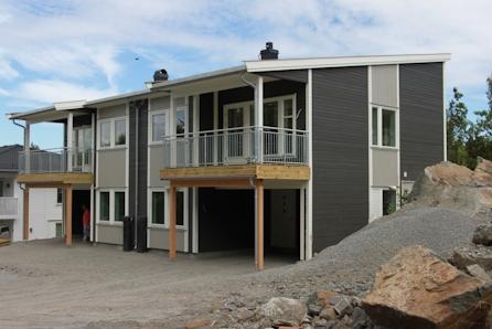 Ny bolig på Gjekstad i 2020? Få møbelpakke med verdi kr 50.000,- på kjøpet