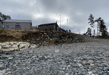 Molvikveien 24 - mot sør/øst