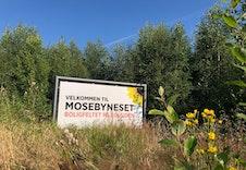 Velkommen til Mosebyneset.
