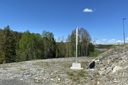 Hølen - Byggeklar eneboligtomt 930m2 - Gangavstand til barnehage, skole og nærbutikk.