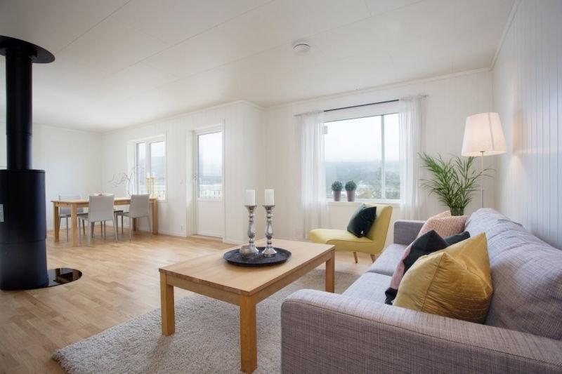 HØSLAN PANORAMA - KUN 2 IGJEN! Helt nye, innflyttingsklare leiligheter sentralt på Segalstad Bru