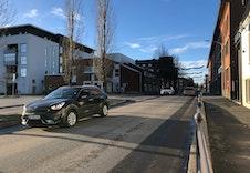 Handleganten i Askim sentrum. Kun 5 minutter unna boligen.
