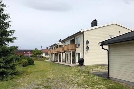 4- roms leilighet med tilhørende carport m/sportsbod