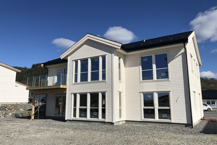 Alversund - Byggingen er godt i gang! Ta kontakt for privatvisning! Kampanje*