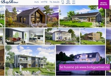 Se våre hus som kan passe på tomten www.boligpartner.no