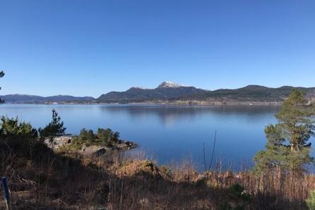 Bøyfoten Hyttefelt- Nøkkelferdig prosjektert Kvarstad i flott hytteområde ved Freifjorden