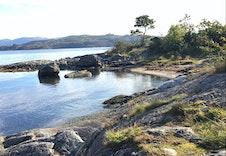 Finnøy byr  mange naturopplevelser