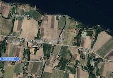 Kart fra Google Maps_Oversikt_Fredsvolljordet