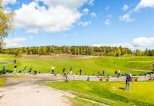 Kjekstad Golfklubb Driving range