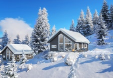 Kvarstad, illustrasjon vinter