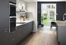 Illustrasjonsbilde av tilsvarende kjøkkenfronter