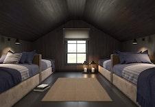 Illustrasjon: Hemsen på hytta gir fleksibilitet