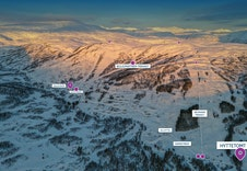 Oversiktsbilete Sogndal Fjellandsby