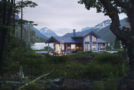 Blåfjellia ved Rondane -  Prosjektert stor hytte med 4 soverom - Rondane rett utenfor døra. Sjelden sjanse!