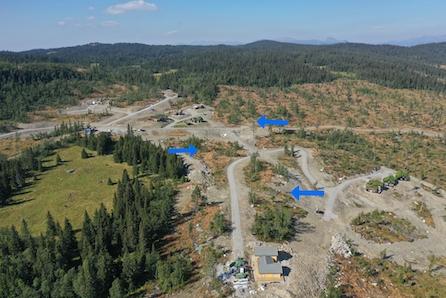 Skagahøgdi/Gol - Tomter på toppen av Gol Skisenter, tilrettelagt for alpint/langrenn, turterreng, nært Gol sentrum/tog
