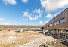 Spikkestad Ungdomsskole stod ferdig høsten 2015