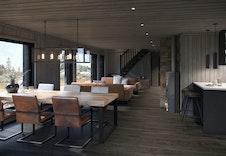 Storasen Interior Fjellsommer Siggsoft 2019 Original