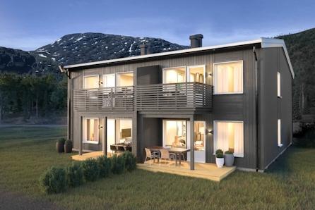 Vi er i gang med byggetrinn 2 - moderne og solrike leiligheter sentralt på Svøo ferdig sommer/høst 2020.