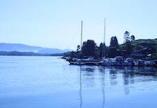 Tvers over fjorden finner du Masfjorden - her er det mange muligheter!