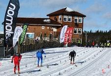 Gålå har en moderne skiarena - og arrangerte NM i 2017