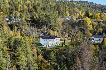 Sande/Kjeldås - Prosjektert enebolig fra Boligpartner på landlig tomt på nesten 5 mål.