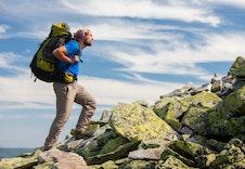 Mange flotte fjellturer med utgangspunkt i Stenbråttet.