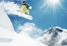 Eikdalen skissenter er ikke langt unna om du liker alpin.