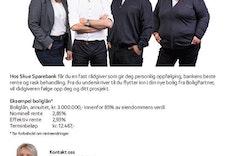 Ta kontakt med Skue Sparebank for et godt lånetilbud.