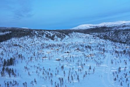 Flotte tomter i ulike prisklasser på Turufjell. Gode alpin-, langrenns-, og helårlige turopplevelser. Off. vann/avløp.