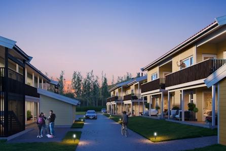 Nytt byggetrinn på GRANRUDTUNET,  2 SOLGT. Solrikt  i Øyer sentrum! Lettstelte, romslige leiligheter med god standard.